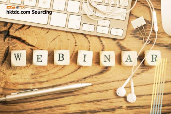 HKTDC Web Seminars – Learn From Home