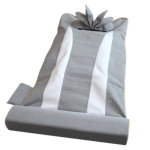 Yoga Air Compression Massage Mat with Vibration
