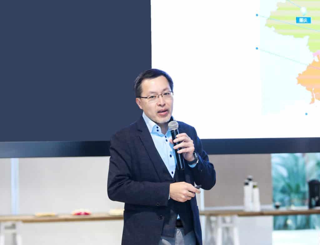 Mingles Tsoi, CXO of ParticleX