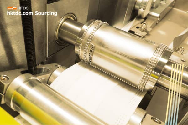 Hong Kong Manufacturer Starts Mask Production