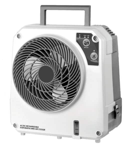 Mini Air Cooler Mobile Air Conditioning _HKTDC