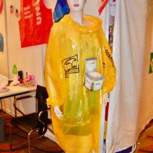 Disposable Raincoat _HKTDC