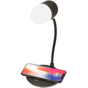 Desk Lamp Bluetooth Speaker Wireless Charger_HKTDC