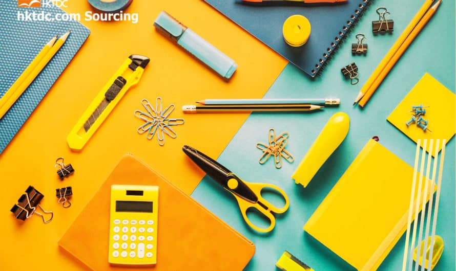 4 Latest Stationery Trends And Hong Kong Stationery Industry Overview