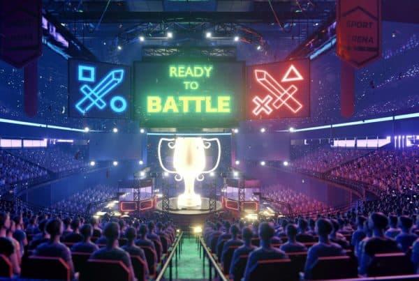 The E-sport arena