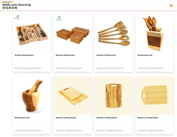bamboo kitchenware_HKTDC