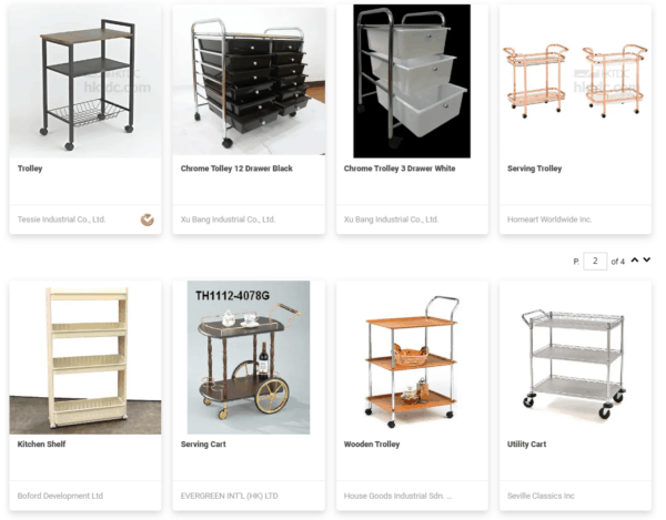 home rolling cart_HKTDC sourcing