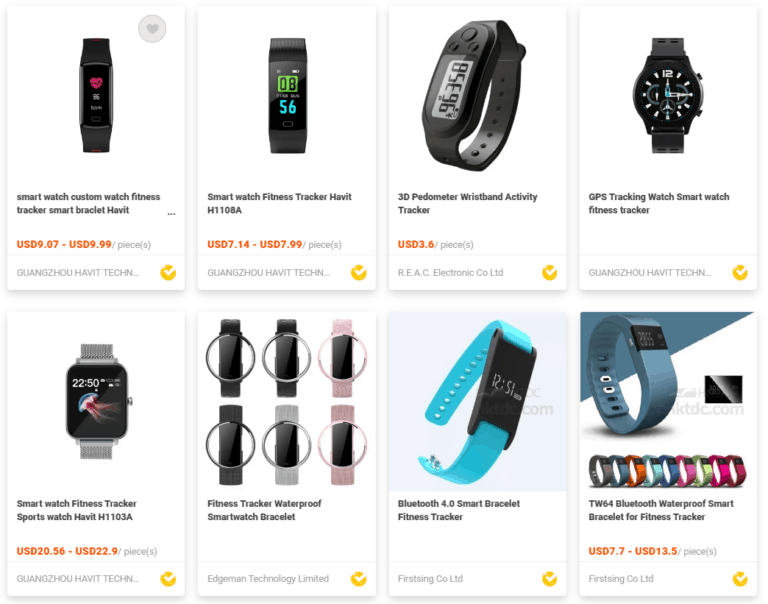 Fitness Tracker from hktdc.com sourcing