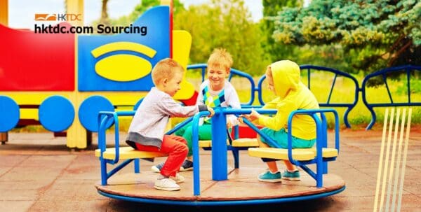 Top 5 must have items for modern playgrounds