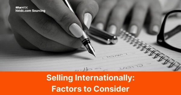 sell-internationally-factors-consider_